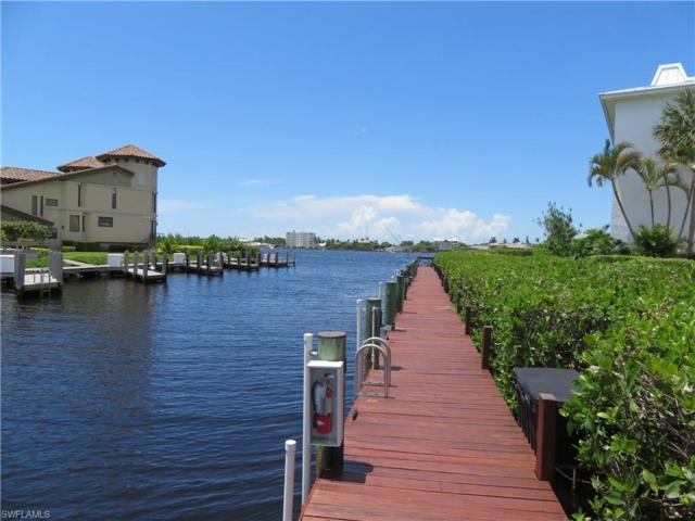 1200 Blue Point Ave A9, Naples, FL 34102 (MLS #218021482) :: RE/MAX DREAM