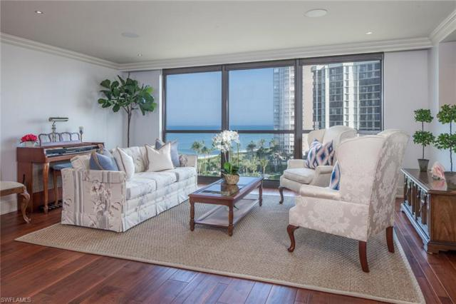 4401 Gulf Shore Blvd N #1002, Naples, FL 34103 (MLS #218021774) :: RE/MAX Realty Group