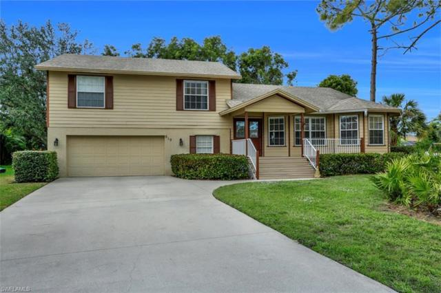 519 Chatham Cir, Naples, FL 34110 (MLS #218021929) :: The New Home Spot, Inc.