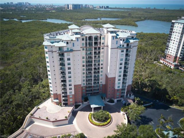 445 Cove Tower Dr #1504, Naples, FL 34110 (MLS #218022272) :: The New Home Spot, Inc.