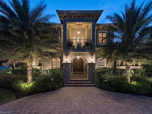 575 Turtle Hatch Rd, Naples, FL 34103 (MLS #218022511) :: RE/MAX Realty Group