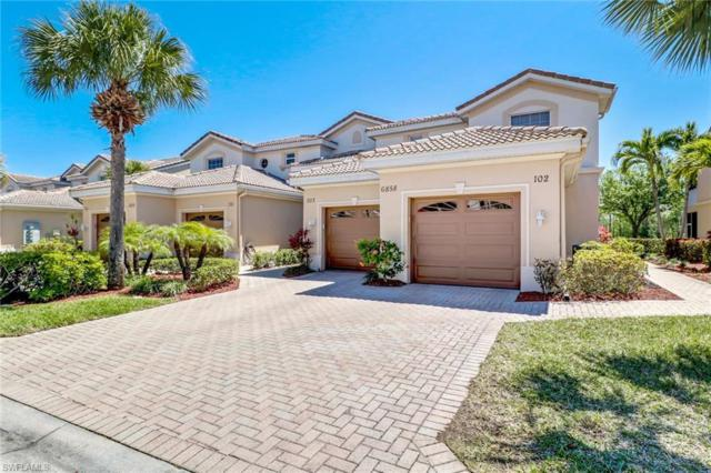 6858 Sterling Greens Dr #102, Naples, FL 34104 (MLS #218022539) :: RE/MAX DREAM