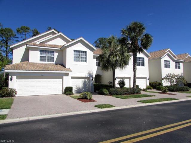 764 Hampton Cir #189, Naples, FL 34105 (MLS #218022583) :: The New Home Spot, Inc.