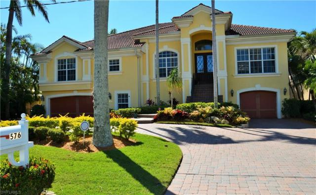 576 14th Ave S, Naples, FL 34102 (MLS #218022826) :: RE/MAX Realty Group