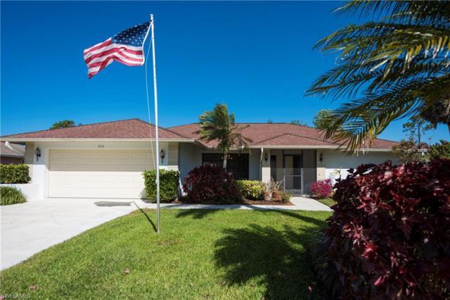 735 Saint Andrews Blvd, Naples, FL 34113 (#218023372) :: Equity Realty