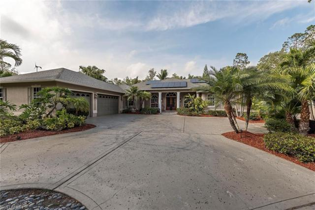 5385 Palmetto Woods Dr, Naples, FL 34119 (MLS #218023538) :: The New Home Spot, Inc.