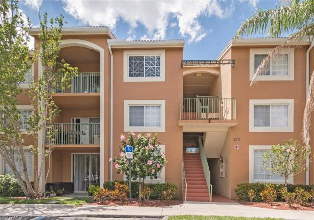 1170 Wildwood Lakes Blvd #105, Naples, FL 34104 (MLS #218023818) :: The New Home Spot, Inc.