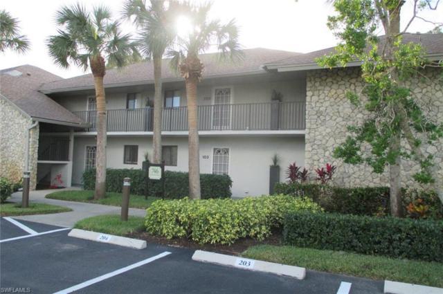 746 Eagle Creek 526 Aka Dr #103, Naples, FL 34113 (#218025871) :: RealPro Realty