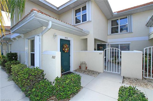 5045 Cedar Springs Dr #203, Naples, FL 34110 (MLS #218026896) :: The Naples Beach And Homes Team/MVP Realty
