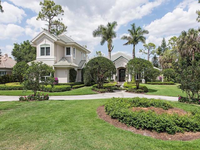 2517 Spicebush Ln, Naples, FL 34105 (MLS #218027636) :: RE/MAX Realty Group