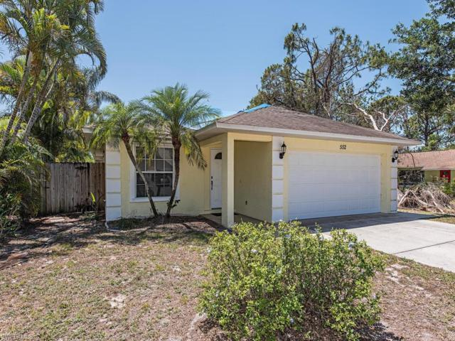 552 101st Ave N, Naples, FL 34108 (MLS #218029137) :: The New Home Spot, Inc.