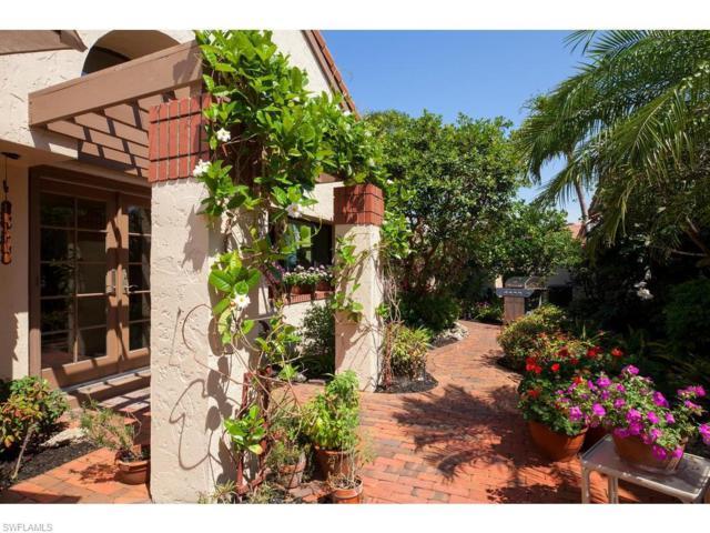 585 Bay Villas Ln #88, Naples, FL 34108 (MLS #218029138) :: RE/MAX DREAM