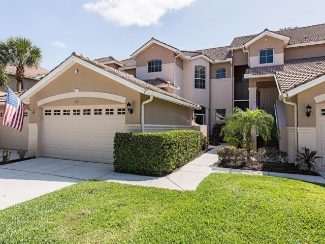 8440 Danbury Blvd #201, Naples, FL 34120 (MLS #218029354) :: The New Home Spot, Inc.