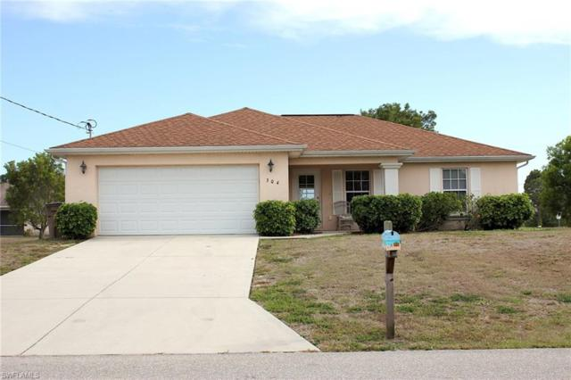 304 NW 18th St, Cape Coral, FL 33993 (MLS #218029887) :: The New Home Spot, Inc.