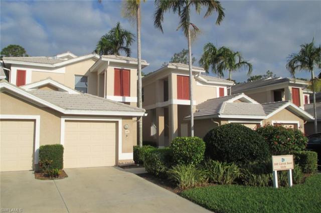 849 Carrick Bend Cir #203, Naples, FL 34110 (MLS #218029942) :: Clausen Properties, Inc.