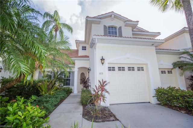 4660 Winged Foot Ct #103, Naples, FL 34112 (#218029945) :: Equity Realty