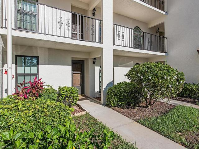 605 Augusta Blvd #2, Naples, FL 34113 (MLS #218030871) :: RE/MAX Realty Group
