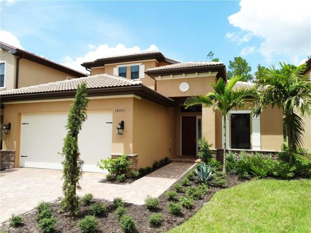 14331 Tuscany Pointe Trl, Naples, FL 34120 (MLS #218031203) :: RE/MAX DREAM
