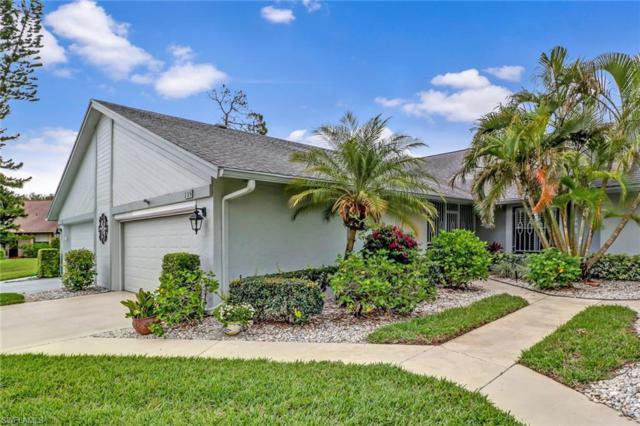135 Fox Glen Dr 6-25, Naples, FL 34104 (MLS #218031413) :: The New Home Spot, Inc.