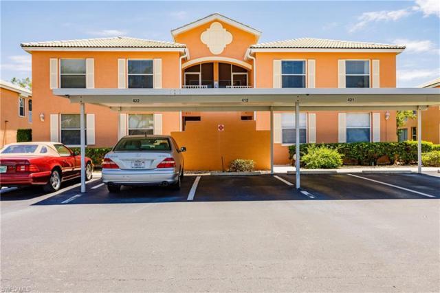 1018 Mainsail Dr #421, Naples, FL 34114 (MLS #218031805) :: The New Home Spot, Inc.