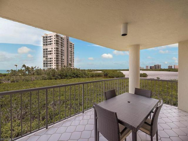 50 Seagate Dr #203, Naples, FL 34103 (MLS #218034324) :: The New Home Spot, Inc.