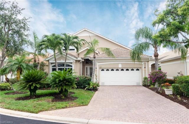 437 Chartwell Place Pl, Naples, FL 34110 (MLS #218034436) :: The New Home Spot, Inc.
