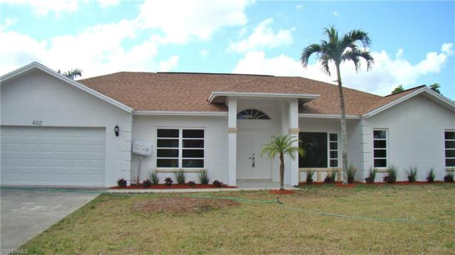 402 Forest Hills Blvd, Naples, FL 34113 (MLS #218034447) :: The New Home Spot, Inc.