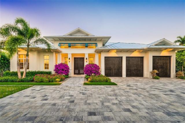 615 Wedge Dr, Naples, FL 34103 (MLS #218034508) :: The Naples Beach And Homes Team/MVP Realty