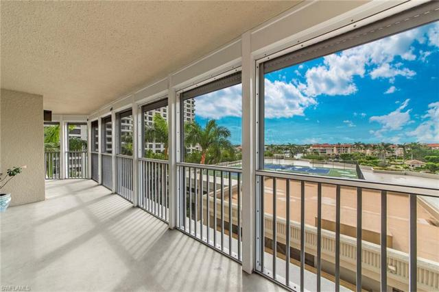 4401 Gulf Shore Blvd N #508, Naples, FL 34103 (MLS #218035742) :: The New Home Spot, Inc.