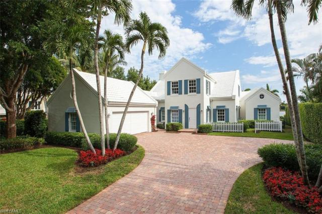 901 Galleon Dr, Naples, FL 34102 (#218036668) :: Equity Realty