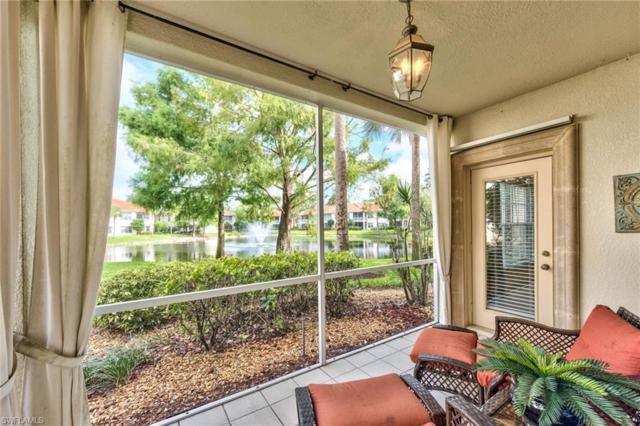 1036 Egrets Walk Cir #101, Naples, FL 34108 (MLS #218037400) :: The New Home Spot, Inc.