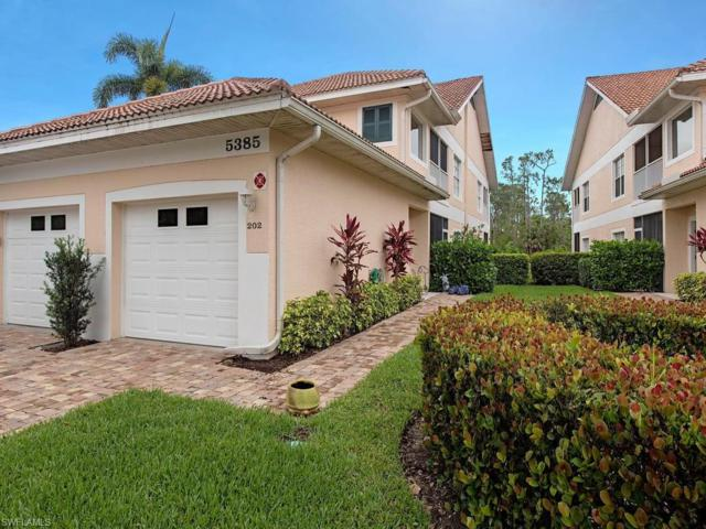 5385 Andover Dr #202, Naples, FL 34110 (MLS #218037608) :: RE/MAX Radiance