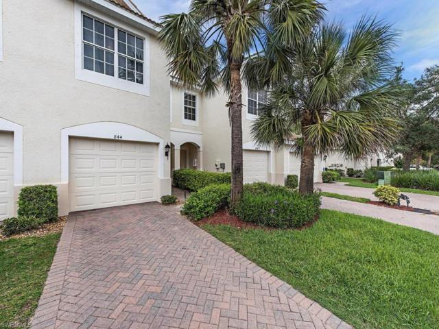 844 Hampton Cir #169, Naples, FL 34105 (#218040009) :: Equity Realty