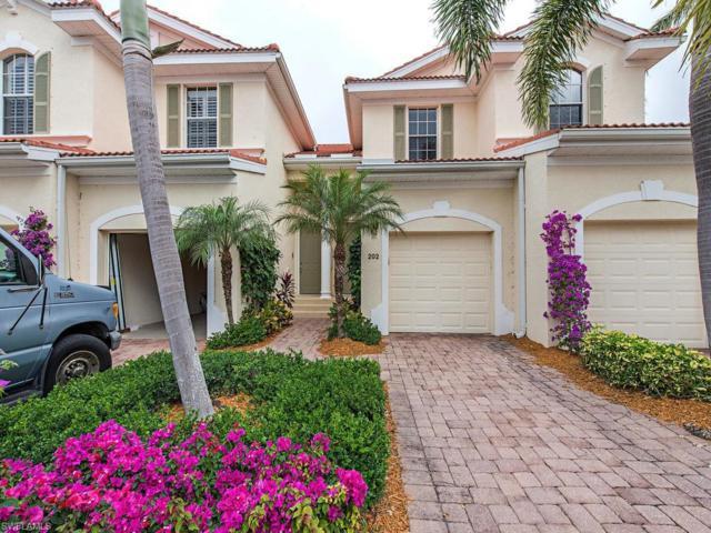 12858 Carrington Cir 8-202, Naples, FL 34105 (MLS #218041289) :: The New Home Spot, Inc.