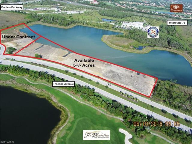 Treeline Ave, Fort Myers, FL 33913 (MLS #218041813) :: RE/MAX DREAM