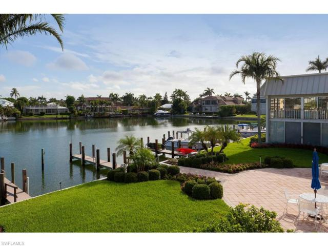 333 Harbour Dr #211, Naples, FL 34103 (MLS #218041956) :: RE/MAX Realty Group