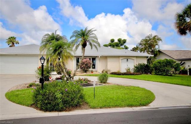 444 Forest Hills Blvd, Naples, FL 34113 (MLS #218042197) :: The New Home Spot, Inc.
