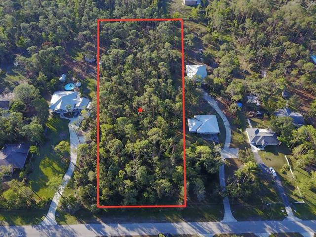 Hickory Wood Dr, Naples, FL 34119 (MLS #218043347) :: Clausen Properties, Inc.