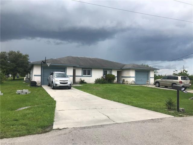 132/134 Pullman St, Lehigh Acres, FL 33974 (MLS #218044130) :: Clausen Properties, Inc.