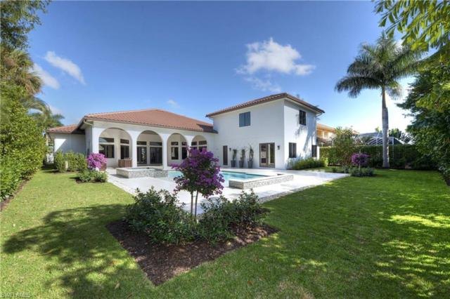 696 Starboard Dr, Naples, FL 34103 (MLS #218045171) :: The Naples Beach And Homes Team/MVP Realty