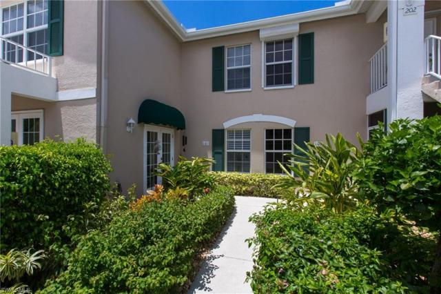 823 Tanbark Dr #101, Naples, FL 34108 (MLS #218045276) :: The Naples Beach And Homes Team/MVP Realty
