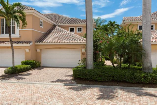 545 Via Veneto #202, Naples, FL 34108 (MLS #218045565) :: Clausen Properties, Inc.