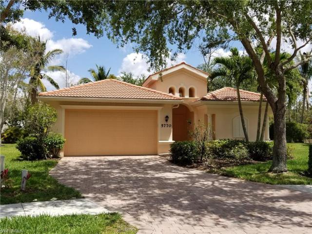 5770 Lago Villaggio Way, Naples, FL 34104 (MLS #218045961) :: The Naples Beach And Homes Team/MVP Realty