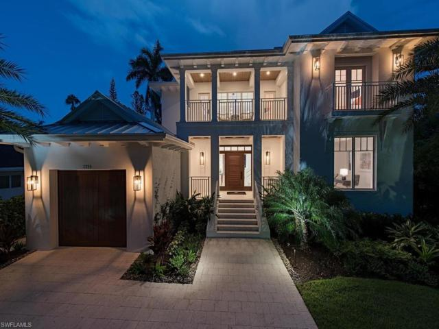 1755 Gordon Dr, Naples, FL 34102 (MLS #218046825) :: The Naples Beach And Homes Team/MVP Realty