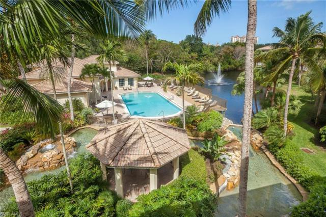 735 Bentwater Cir W #203, Naples, FL 34108 (MLS #218047607) :: The Naples Beach And Homes Team/MVP Realty