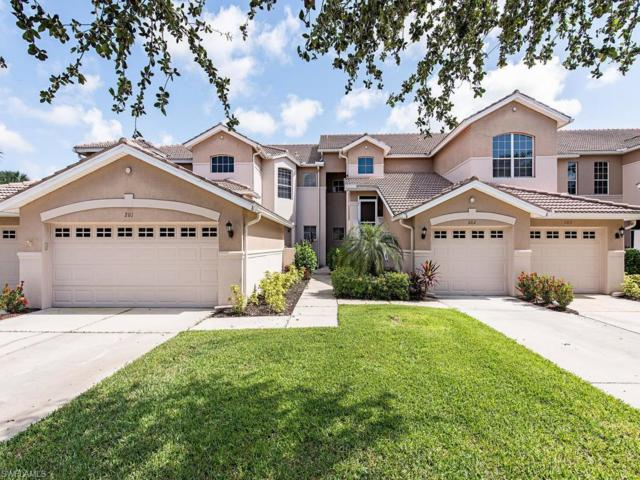 8437 Radcliffe Ter #201, Naples, FL 34120 (MLS #218048663) :: RE/MAX Realty Group