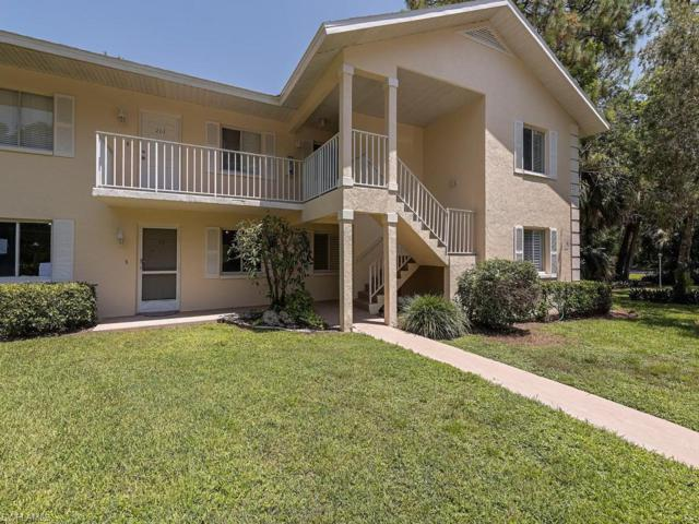 250 Timber Lake Cir #204, Naples, FL 34104 (#218049624) :: Equity Realty