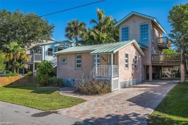 164 Miramar St, Fort Myers Beach, FL 33931 (MLS #218049662) :: RE/MAX DREAM