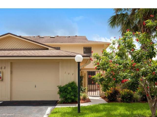 163 Forest Lakes Blvd W #107, Naples, FL 34105 (MLS #218050631) :: RE/MAX DREAM