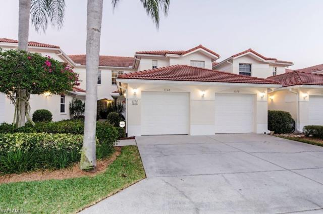 690 Lalique Cir #1106, Naples, FL 34119 (MLS #218051163) :: The New Home Spot, Inc.